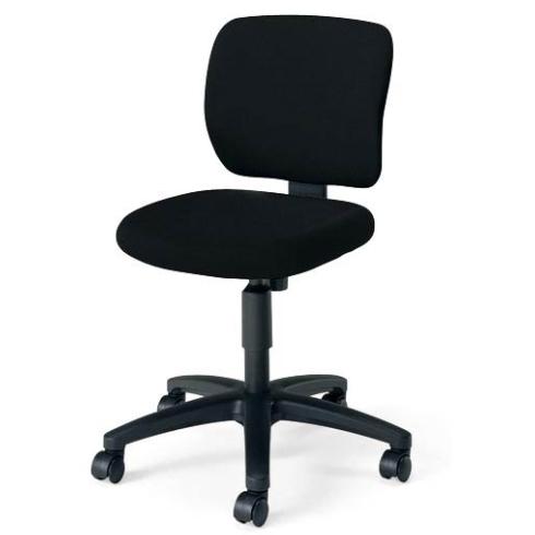 肘無回転椅子(布張)